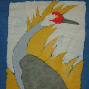 Vintage Bird Shirt
